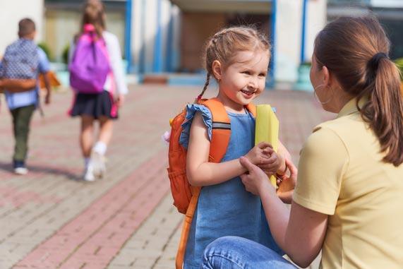 Campamento de día en colegio internacional
