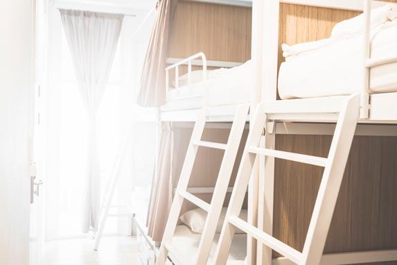 Campamento de día + alojamiento residencia