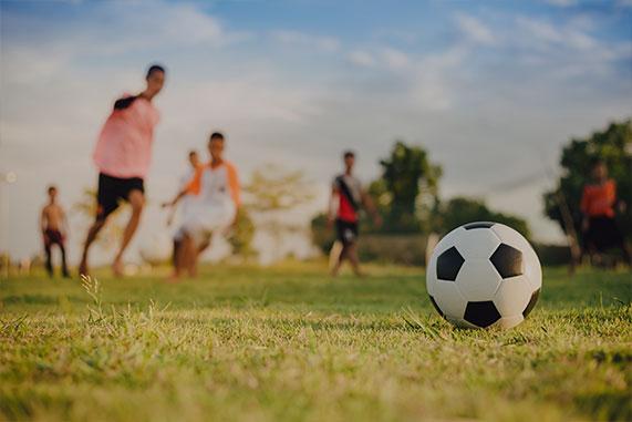 Campamento de fútbol
