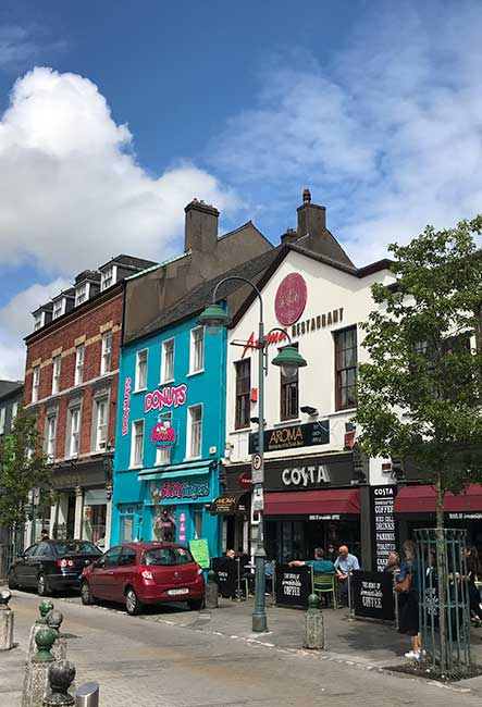 Estudiar un trimestre en Irlanda