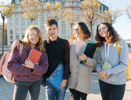 Estudiar ESO en Irlanda