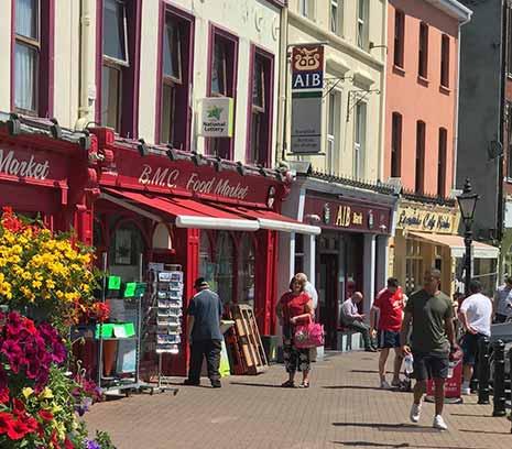 Cursos de ingles en Cork